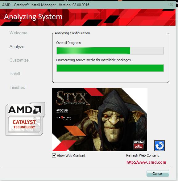 MY AMD Radeon HD 7600M series and Intel(R) Hd Graphics 4000 - Microsoft  Community