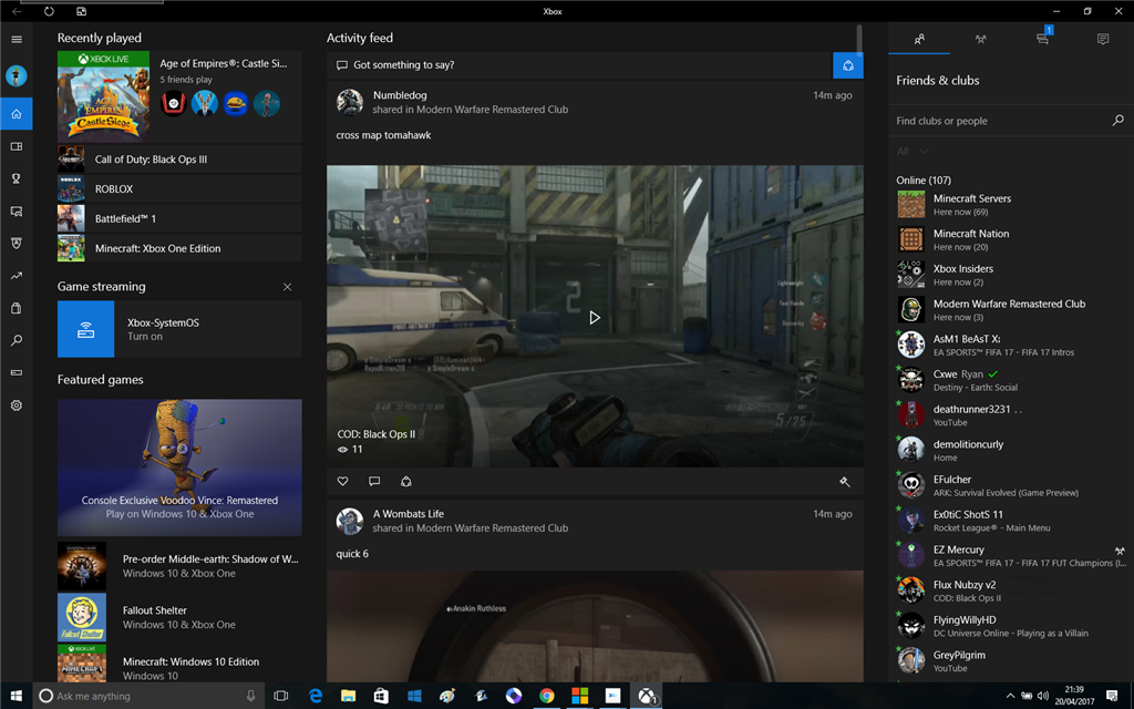 Changing Your Profile Picture On The Xbox App Microsoft Community