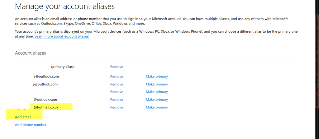 Hot Mail Co Uk >> Hotmail Co Uk Email Address Microsoft Community