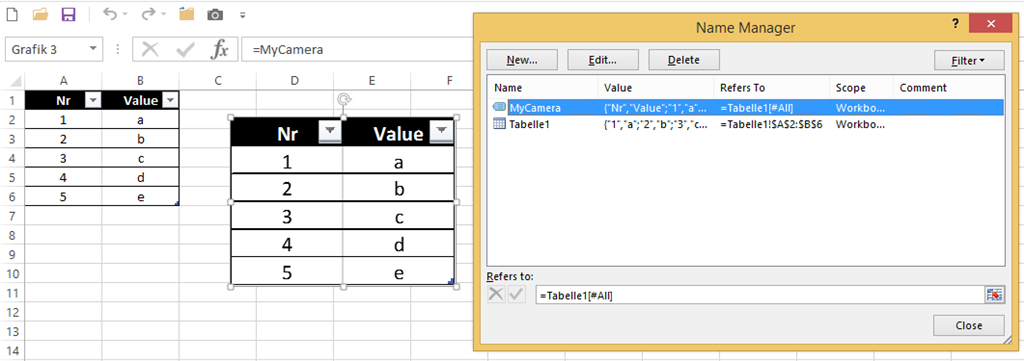 Linked Pictures in Excel - Microsoft Community