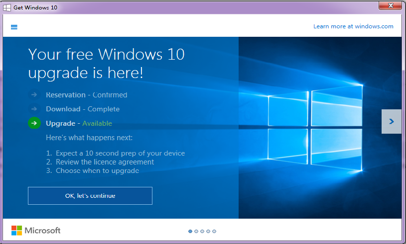 Windows 10 update closing without any warning - Microsoft Community