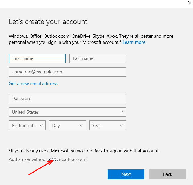 How To Create Multiple Local Account In A PC In Windows 10