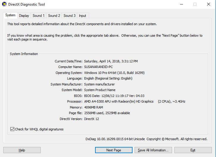install directx 9.0c windows 10