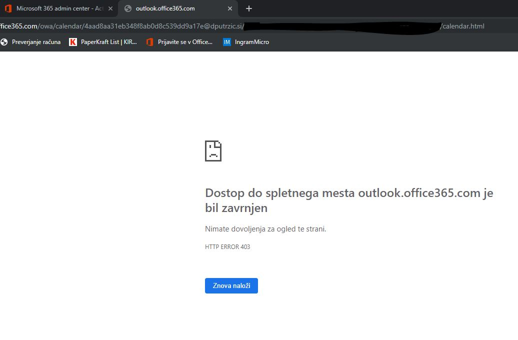 http 403 error microsoft edge cant get to this page try this