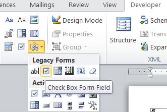 word form checkbox not working VBA Checkbox Word does not work - Microsoft Community