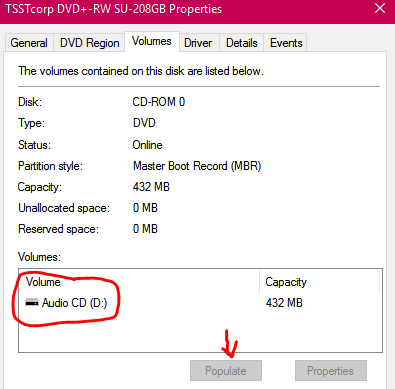 Windows 10 And The DVD Player - Microsoft Community