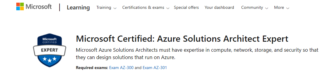 Certificate not showing - Training, Certification, and