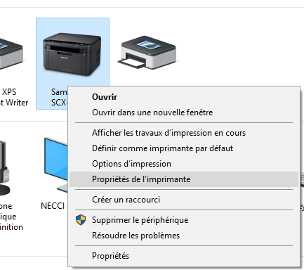 windows 10 connecting to apple airport printer - Microsoft