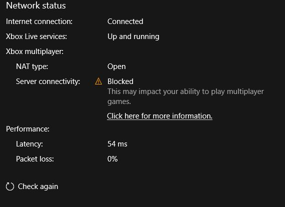 Xbox App Party Chat Connectivity Issues Microsoft Community