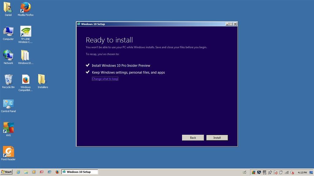 windows 7 iso latest build