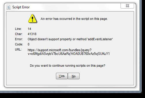 legitcheck hta script error - Microsoft Community