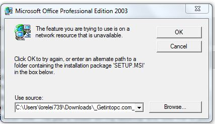microsoft office professional 2003 upgrade to 2010