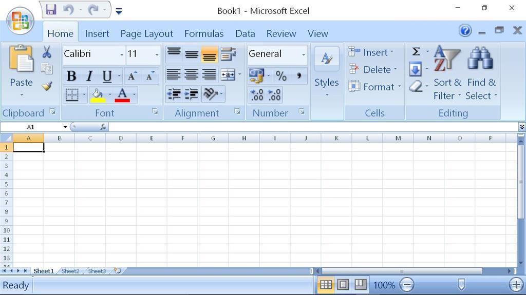 office 2007 on windows 10