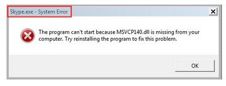msvcp140 dll download 64 bit
