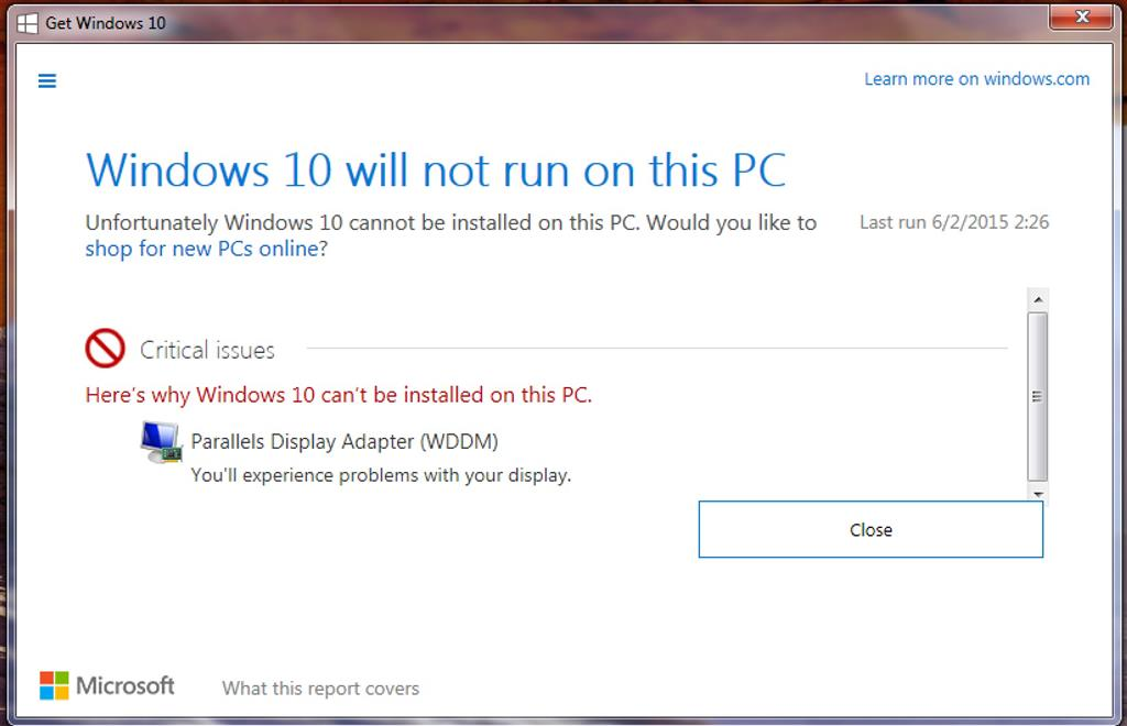 PARALLELS DISPLAY ADAPTER (WDDM) DRIVERS WINDOWS 7 (2019)