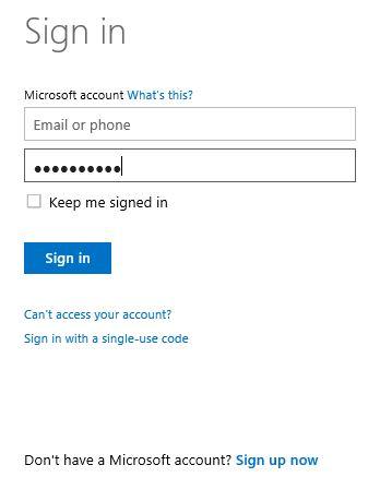 cant add alias to microsoft account