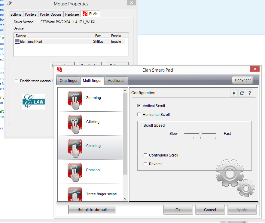 Choppy scrolling issue in Internet Explorer 11, other
