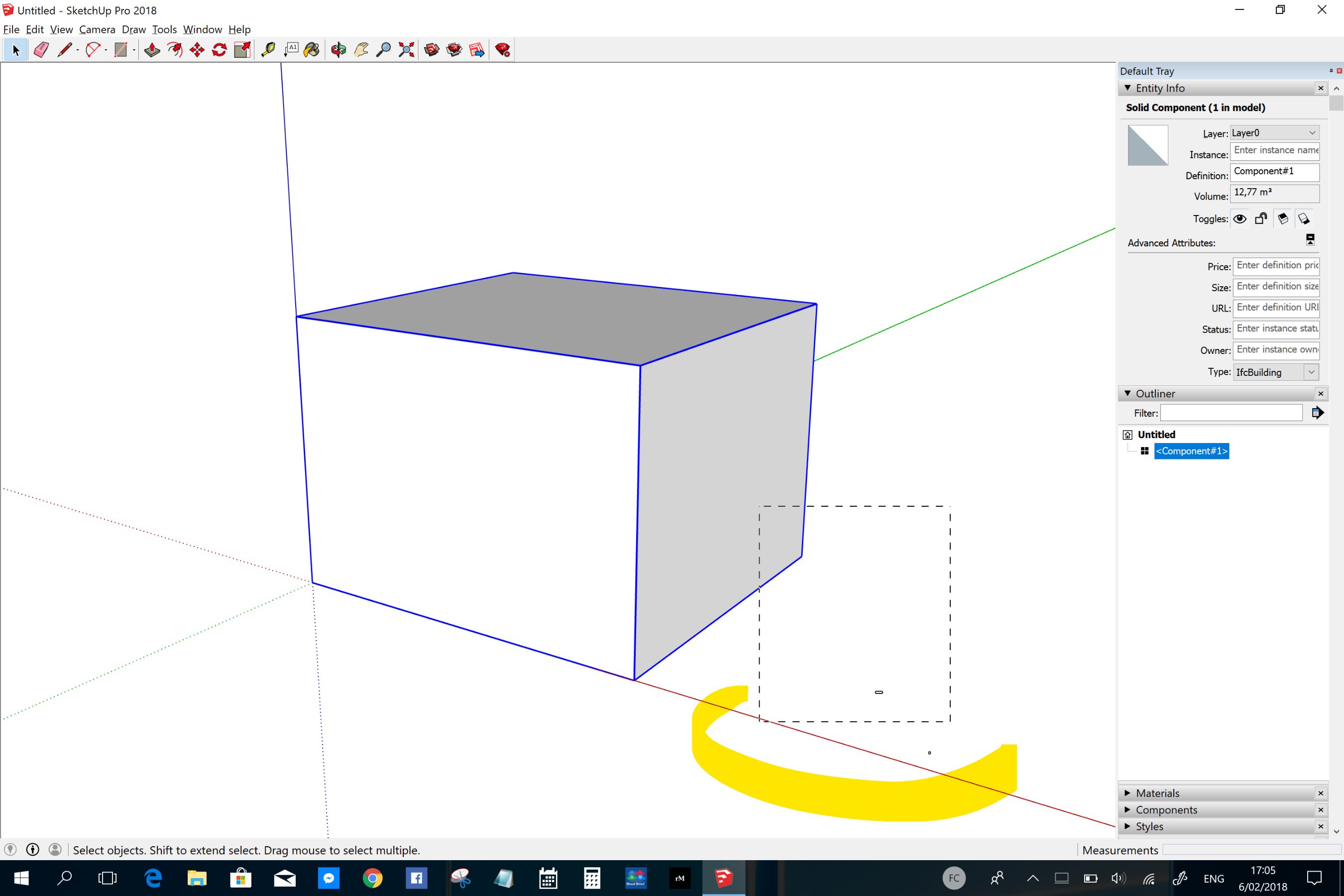 Mijn tekenprogramma sketchup reageert zeer traag op de for Tekenprogramma windows