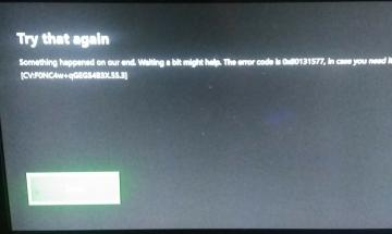Why cant i renew my xbox Ark server? [IMG]
