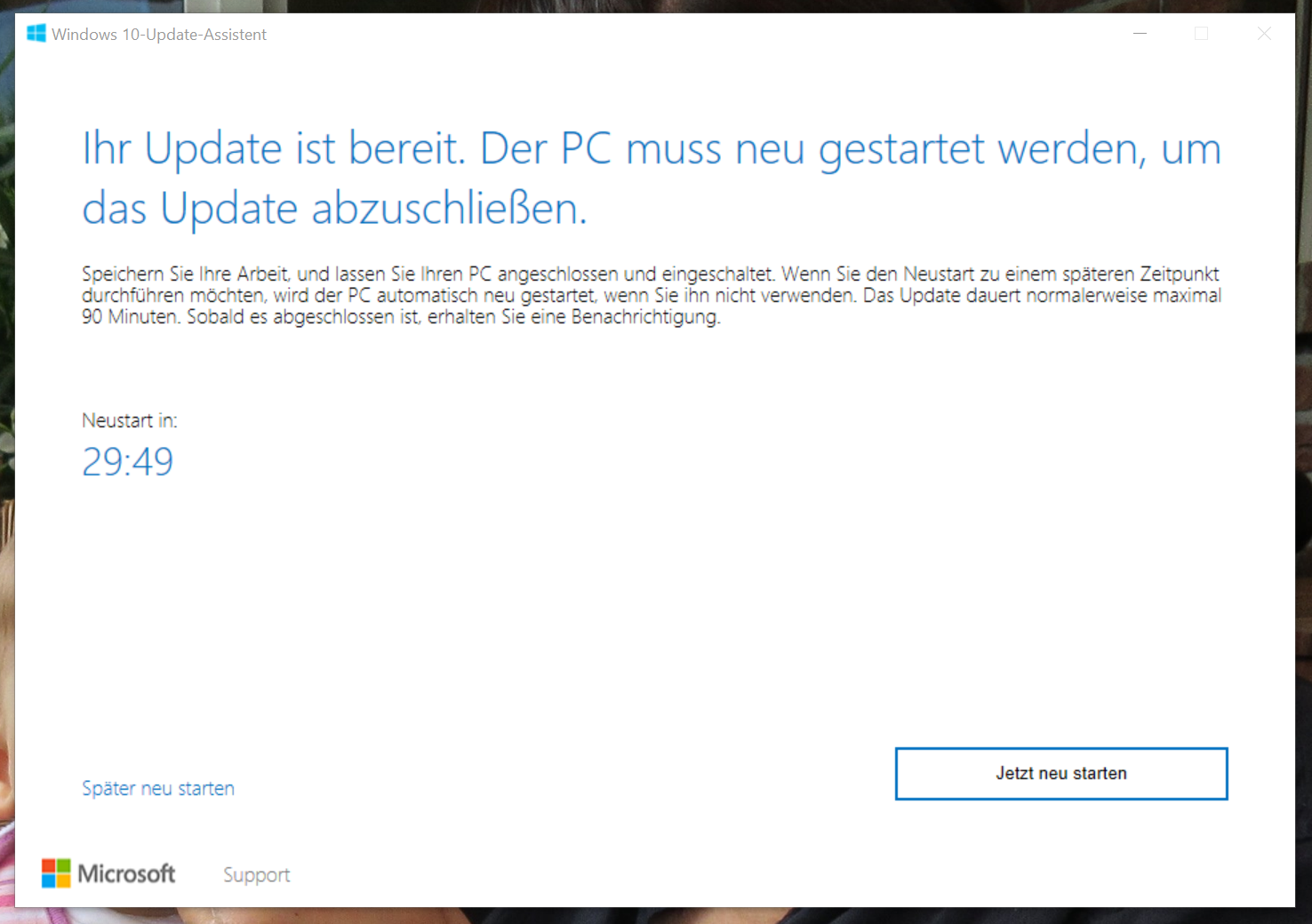 welche windows 10 version habe ich
