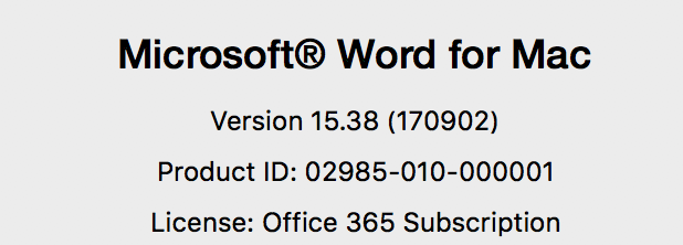 Very laggy and slow MS Word on iMac - Microsoft Community