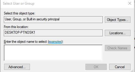 I can't access my own files under windows 10 - Microsoft