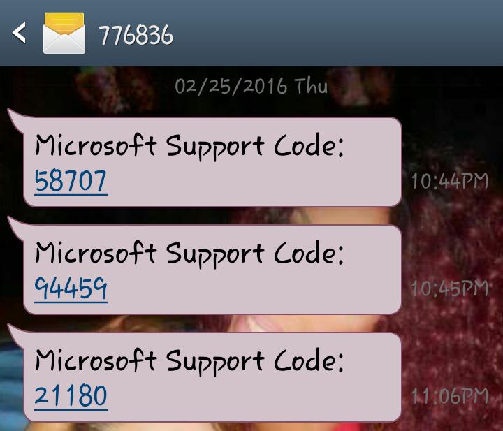 microsoft code