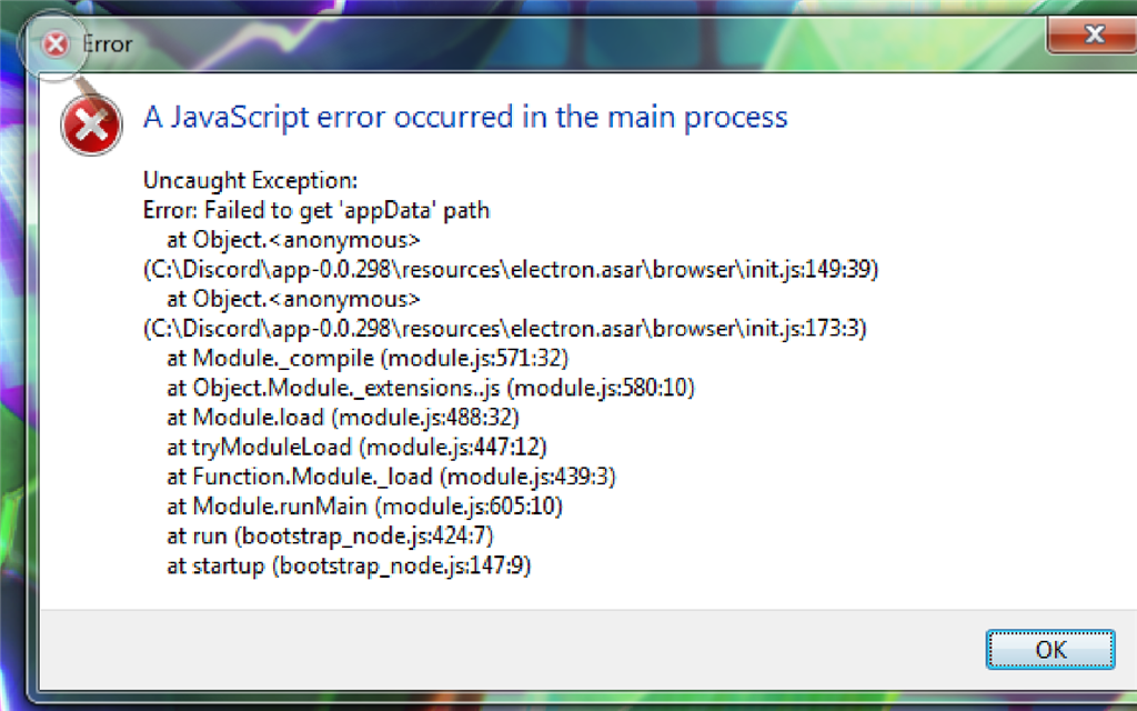 Something wrong with appdata folder - Microsoft Community