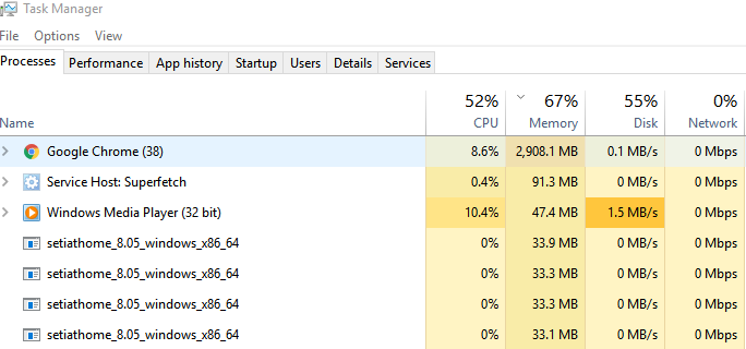MS Windows 10 update on 9-13-18 has turned my PC into a slug
