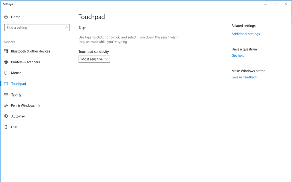 Touchpad Delay after Windows 10 Creator Update - Microsoft