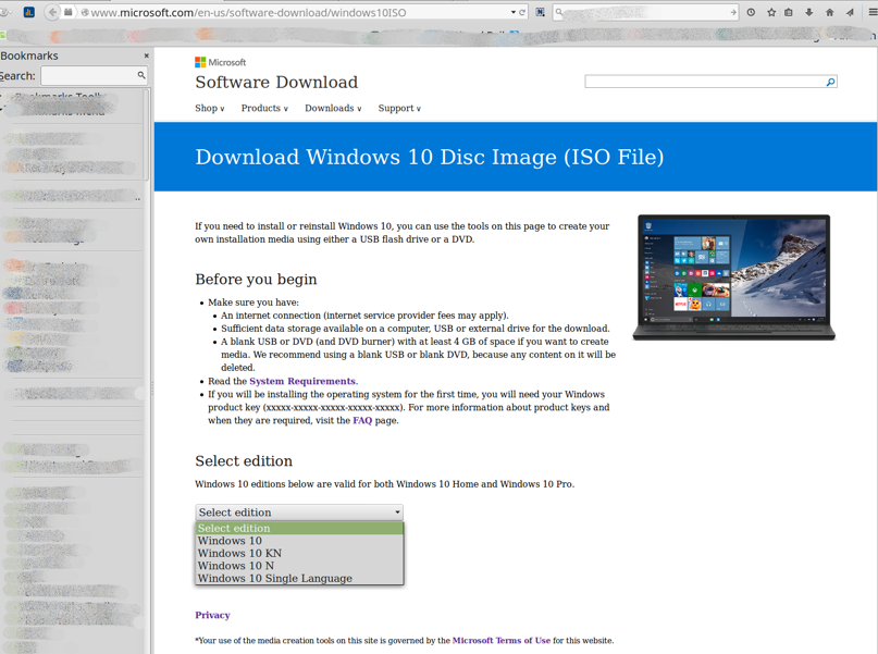 Microsoft windows and office iso download tool 8. 01 free download.