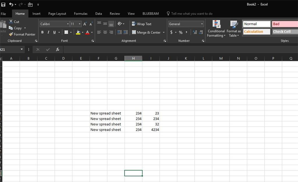 Excel Copy and Paste Issue - Microsoft Community