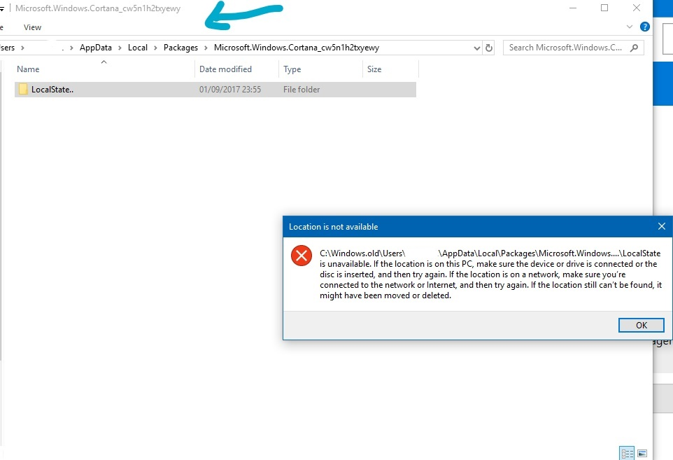 can't delete this folder - Microsoft Community