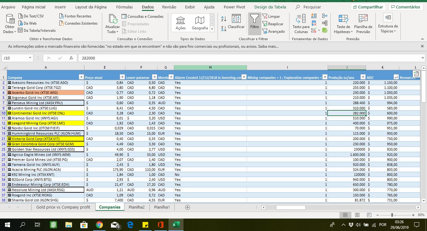 Atualizar preço das ações do Excel 20   Microsoft Community