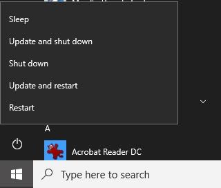 avast keeps asking to restart