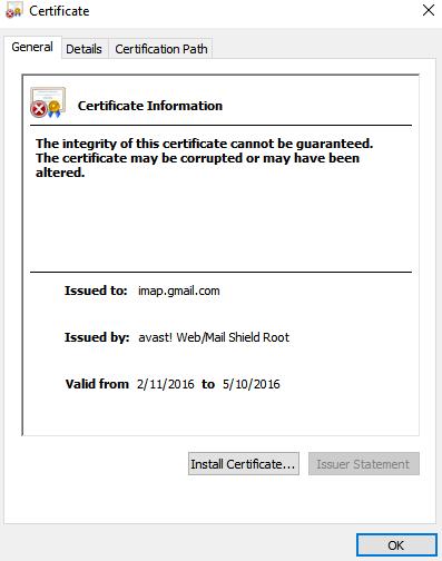 How do I fix the error