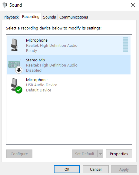 Headset Mic not working in applications, really weird!! - Microsoft