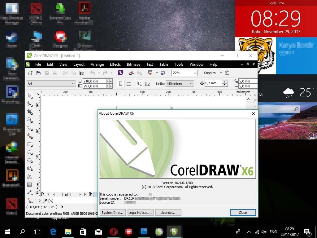coreldraw x4 windows 10 fix