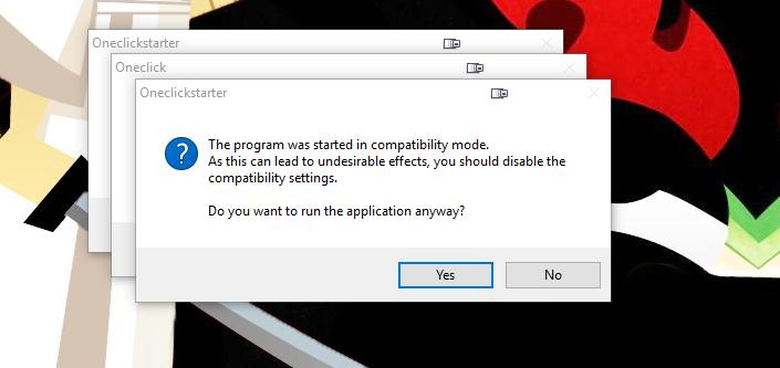 حل مشکل windows program compatibility mode is on در نصب ...