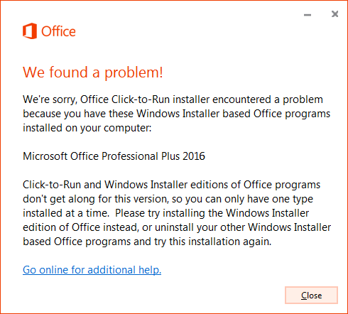 Office 2016 Language Pack Microsoft Community