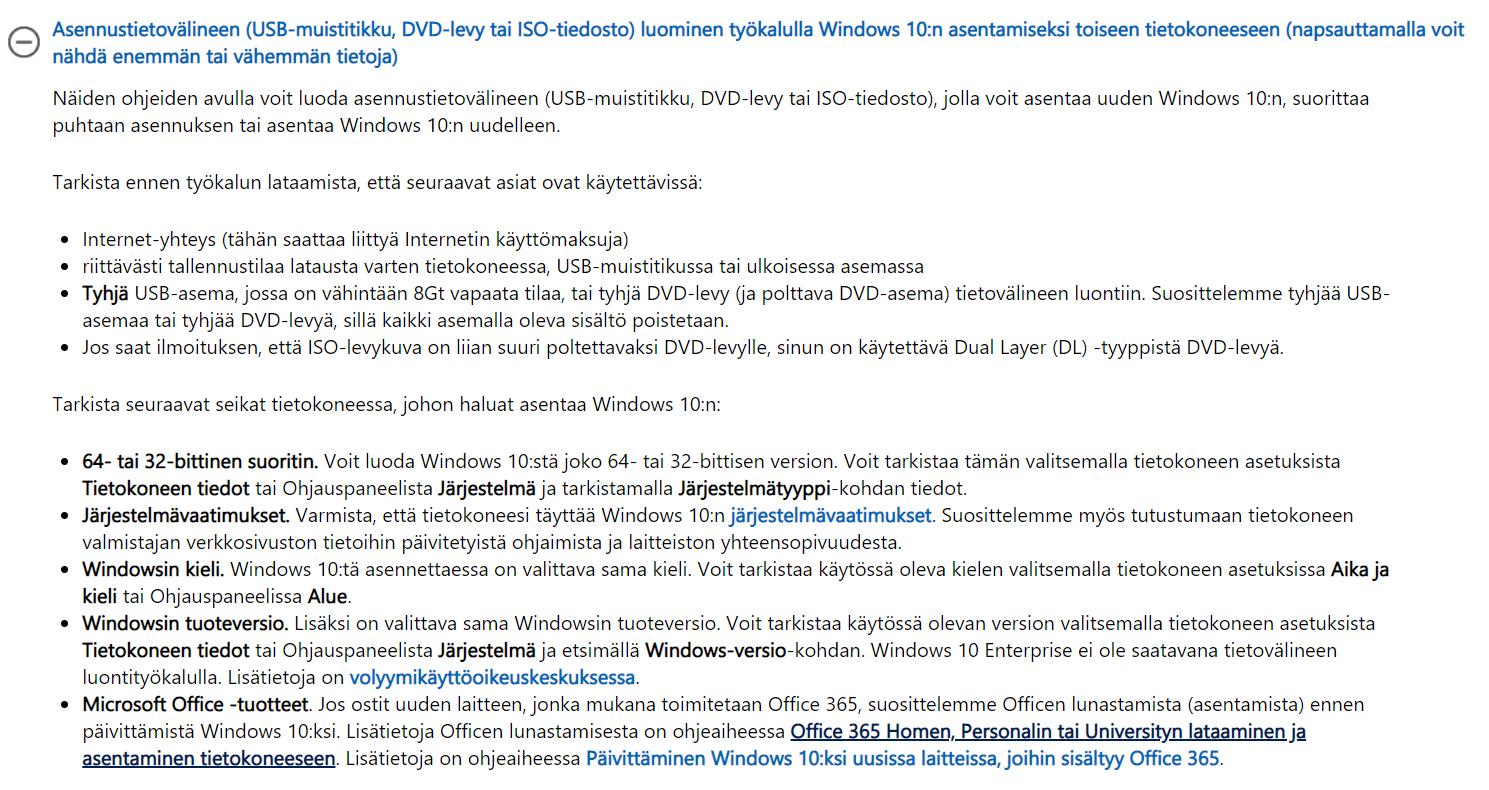 Windows Ei Voinut Suorittaa Asennusta