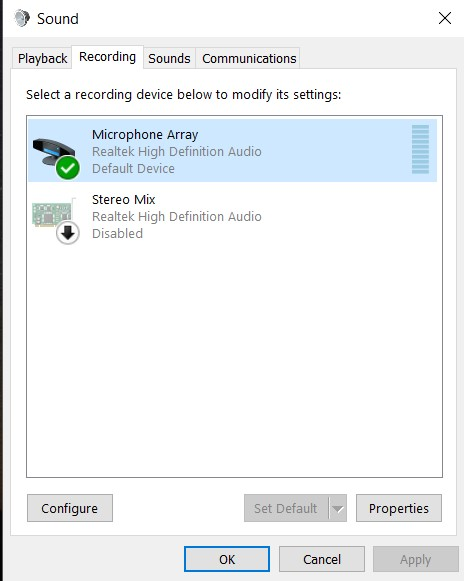 updated sound drivers