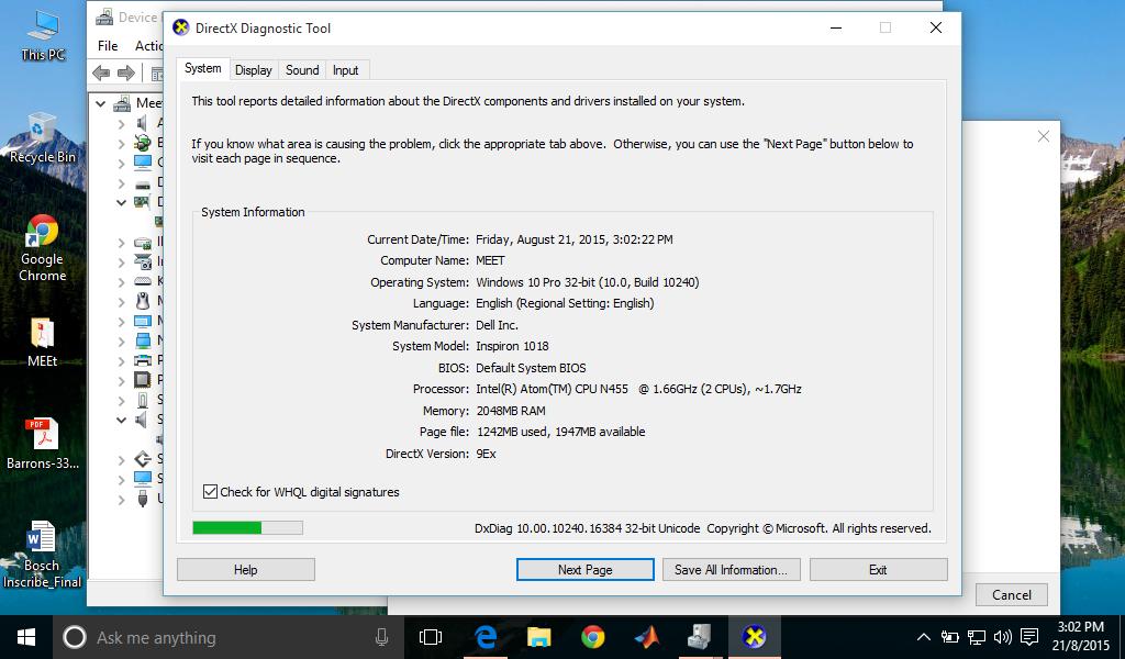 intel graphics media accelerator driver for windows 10 32 bit