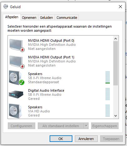 creative sound blaster drivers windows 10