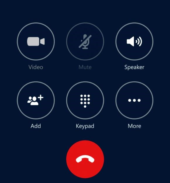 mute button on iphone skype for business mute button grayed out microsoft 4729