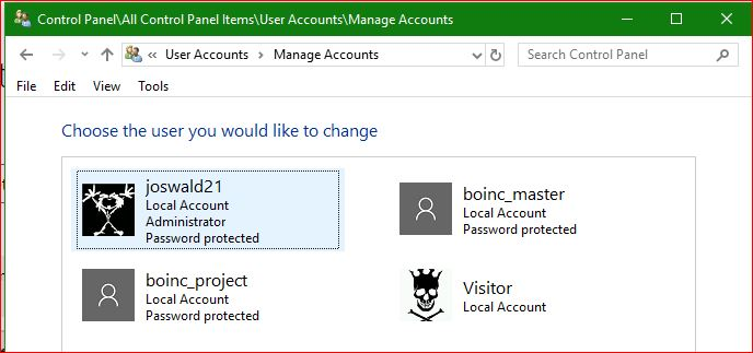 After Windows 10 Reset, the Guest Account appears on the
