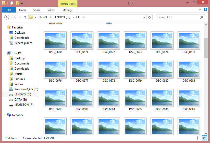 Windows photo viewer icon is not on default - Microsoft ...