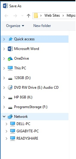 Network is not showing up in File Explorer - Microsoft Community
