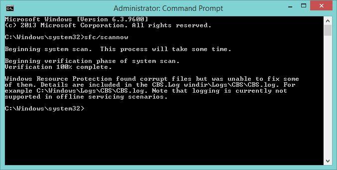 how do i fix corrupt files that windows can\'t fix - Microsoft Community