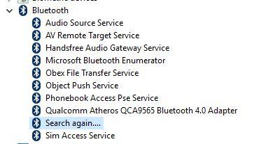 Bluetooth problem in HP Probook 450 g1 - Microsoft Community